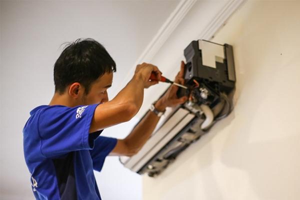 Dịch vụ sửa chữa và vệ sinh máy điều hòa tại Đà Nẵng