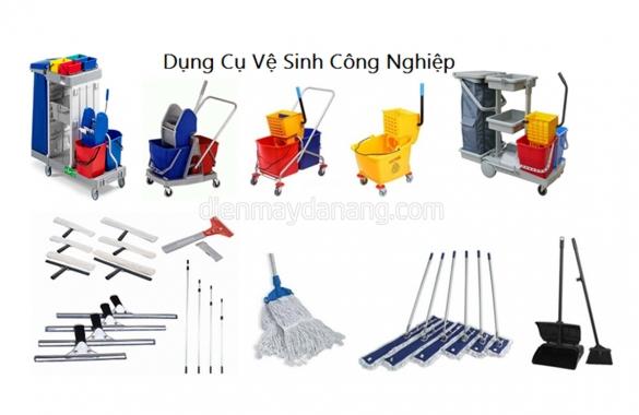 20 dụng cụ vệ sinh hiệu quả cho vệ sinh công nghiệp