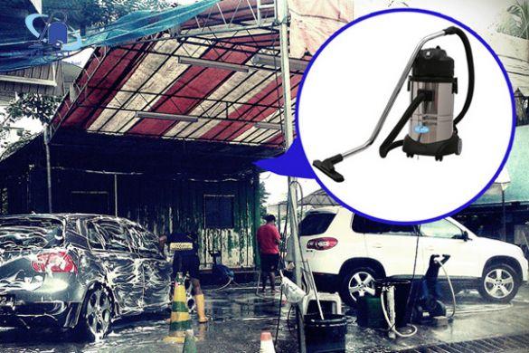 Máy hút bụi gara ô tô tại Đà Nẵng