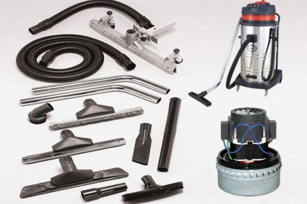 Một số cách sửa chữa lỗi ở phụ kiện máy hút bụi