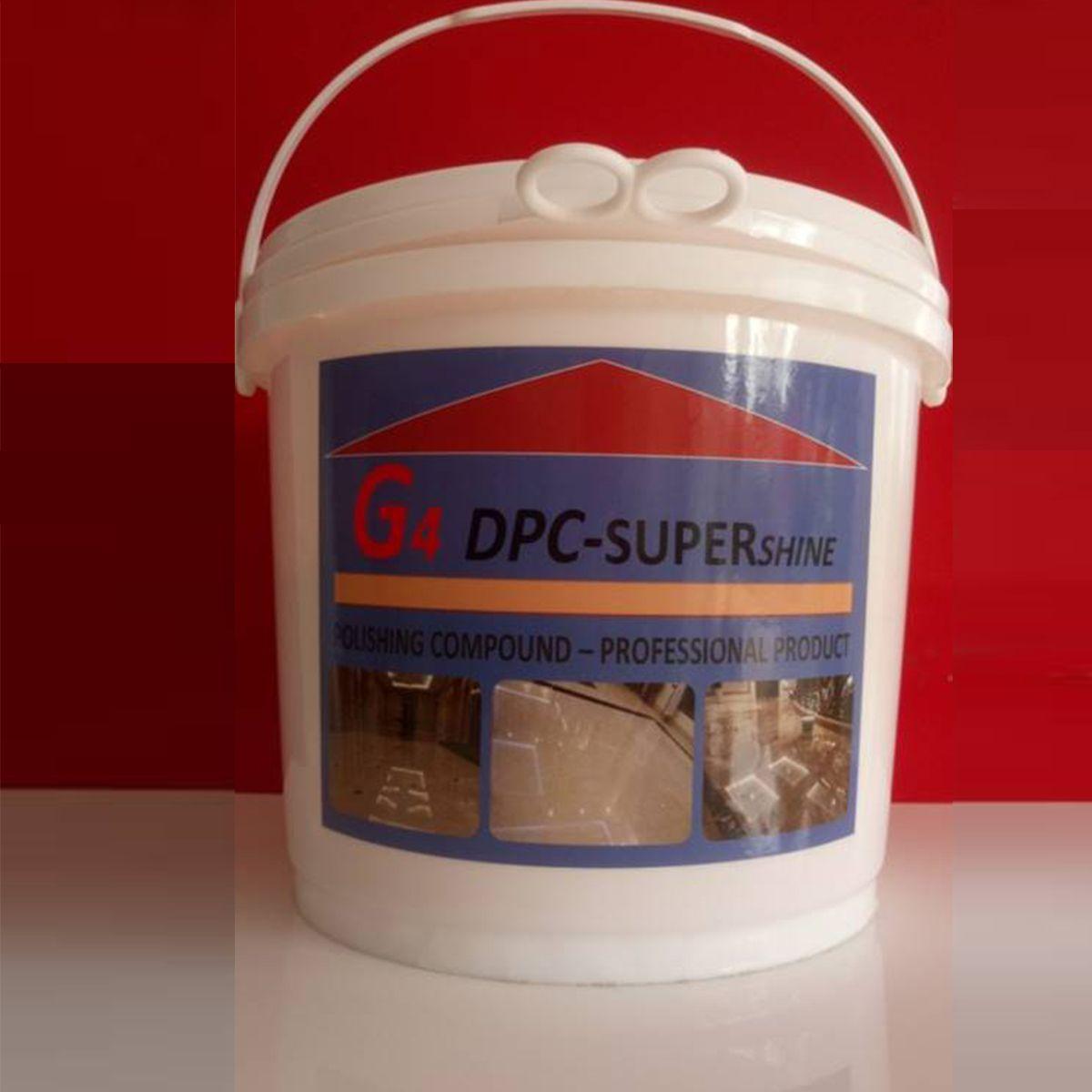 Hóa chất đánh bóng sàn đá G4 DPC SUPER SHINE