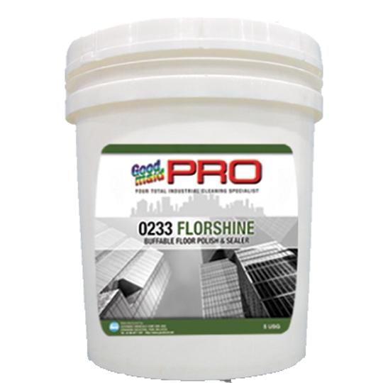 Hóa chất phủ bóng sàn gỗ Goodmaid GMP 0233 FLORSHINE