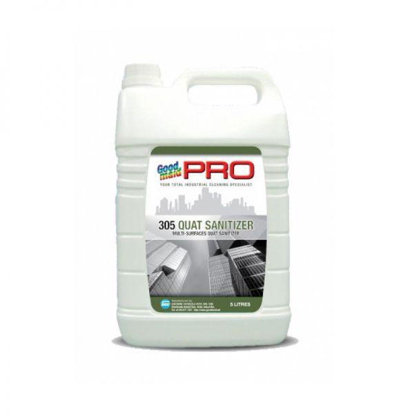 Hóa chất vệ sinh và sát khuẩn Goodmaid GMP 305 QUAT SANITIZER