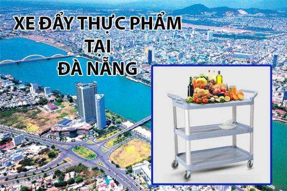 Xe đẩy thực phẩm tại Đà Nẵng