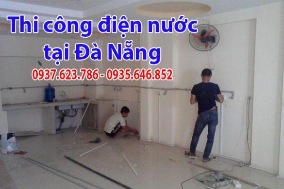 Thi công điện nước tại Đà Nẵng