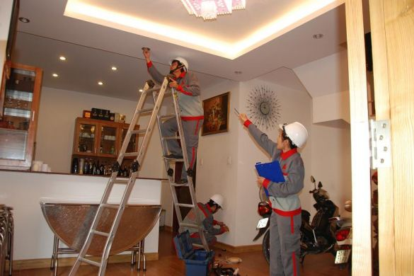 Báo giá thi công sửa chữa điện nước tại Đà Nẵng 2020
