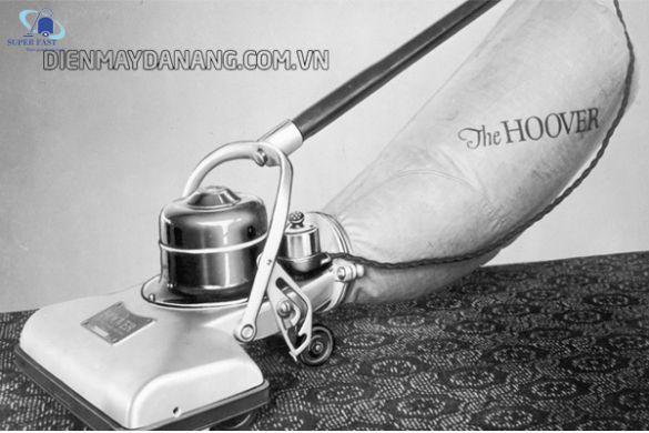 Lịch sử máy hút bụi có từ khi nào