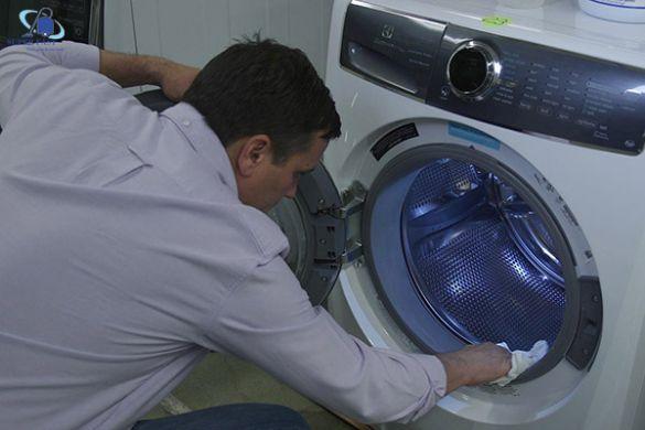 Mẹo vệ sinh máy giặt cực dễ dàng cho bạn