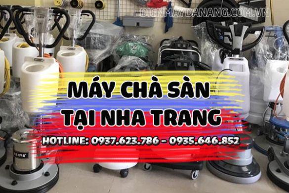 BÁO GIÁ máy chà sàn tại Nha Trang mới nhất 2020