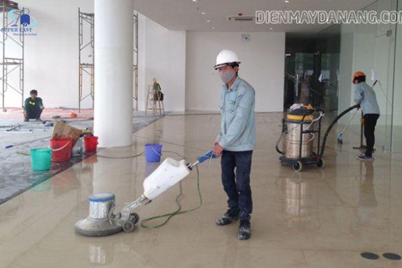 Quy trình vệ sinh sàn đá Marble chuẩn xác từ chuyên gia
