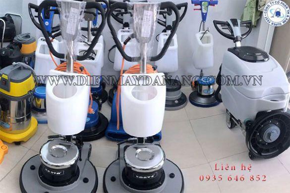 Cách chọn mua máy chà sàn tại Hải Phòng chất lượng nhất