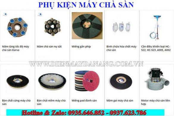 Có nên mua phụ kiện máy chà sàn tại TPHCM giá rẻ?
