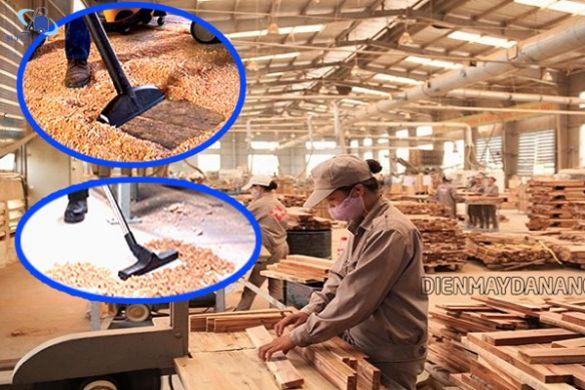 Tư vấn mua máy hút bụi cho xưởng gỗ đúng chuẩn nhất