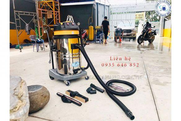 Đánh bay bụi mịn nhờ bộ phụ kiện máy hút bụi tại Hà Nội