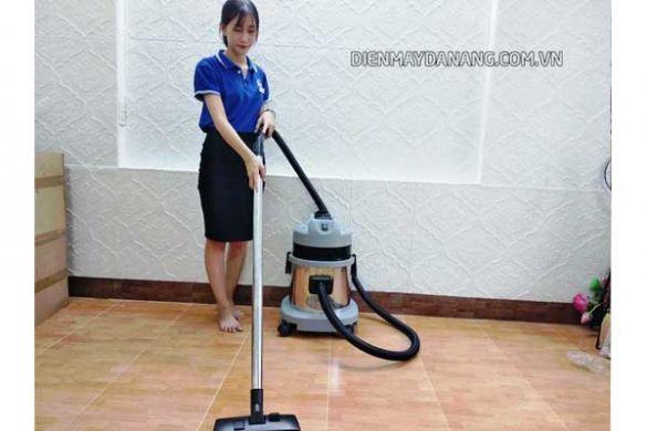 Dọn dẹp đón Tết siêu nhanh nhờ máy hút bụi tại quận 5