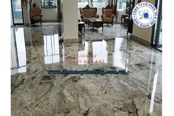 Bật mí quy trình bảo dưỡng sàn đá Granite và Marble đẹp như mới