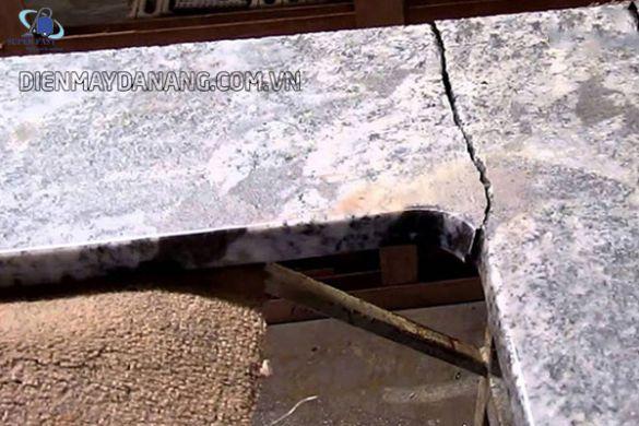Cách xử lý đá hoa cương bị nứt vỡ chuẩn xác từ chuyên gia