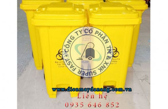 Địa chỉ bán thùng rác tại Hội an giá rẻ nhất hiện nay