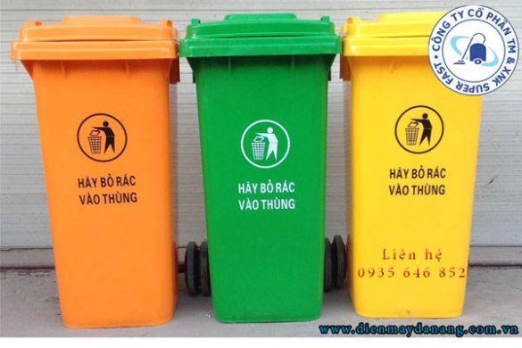 Những mẫu thùng rác công cộng tại Huế đang bán chạy nhất
