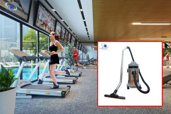 Tại sao bạn nên mua ngay một chiếc máy hút bụi phòng gym