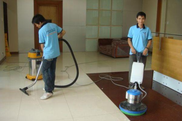 3 lý do khách sạn nên dùng máy chà sàn