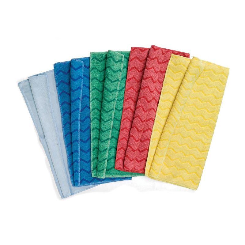 Khăn lau vệ sinh nhiều màu