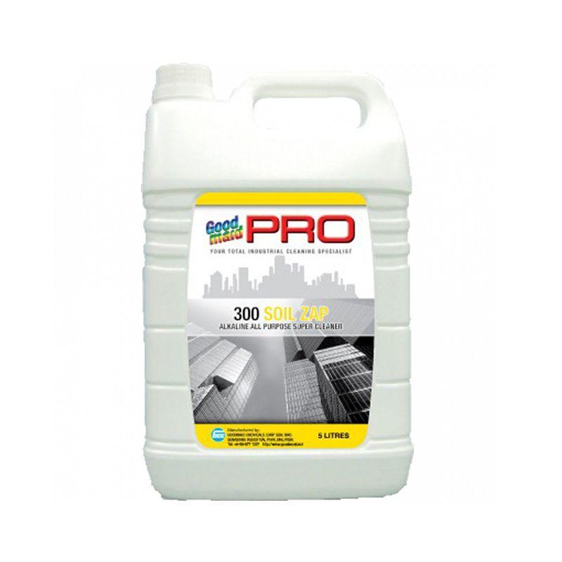 Dung dịch tẩy rửa sàn đa năng gốc kiềm Goodmaid GMP 300 SOIL ZAP