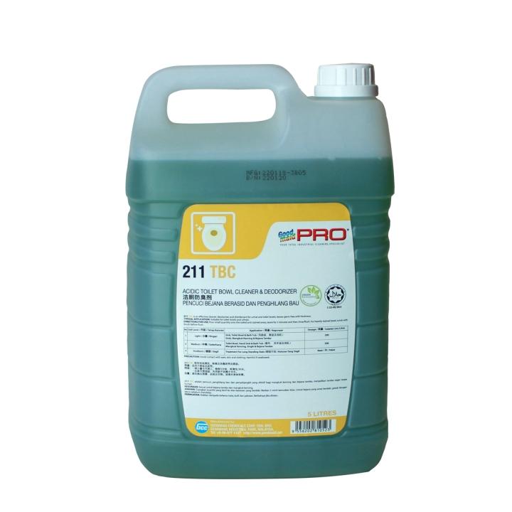 Nước tẩy bồn cầu Goodmaid GMP 211 TBC