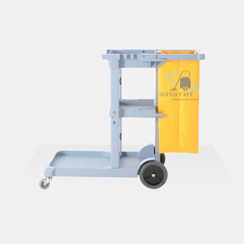 Xe đẩy vệ sinh HT-08170