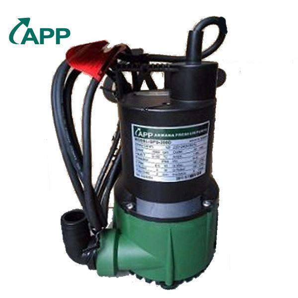 Máy bơm chìm nước thải APP BPS-200D