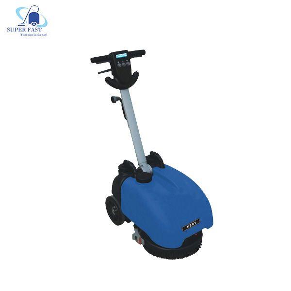 Máy chà sàn liên hợp mini Super Clean K201