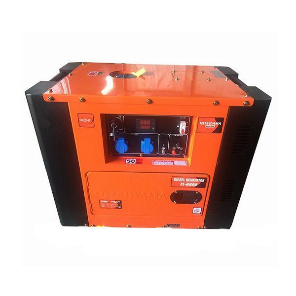 Máy phát điện chạy dầu Mitsuyama TL-6900