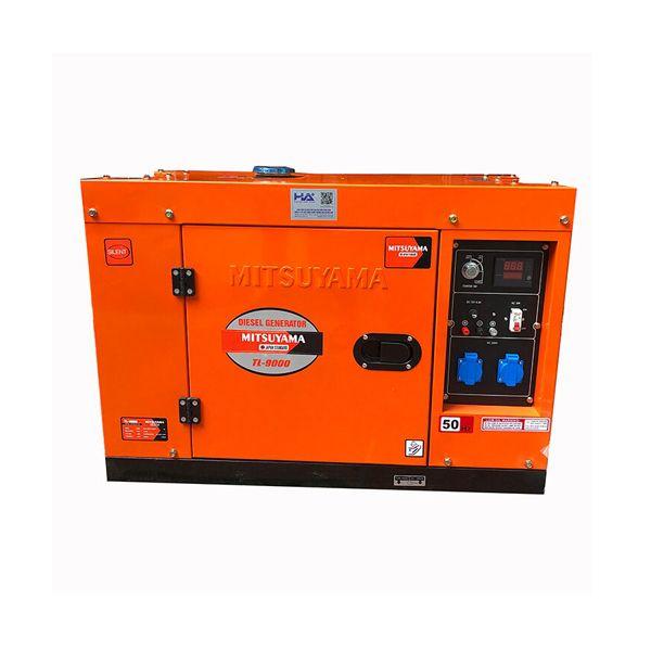 Máy phát điện chạy dầu Mitsuyama TL-9000