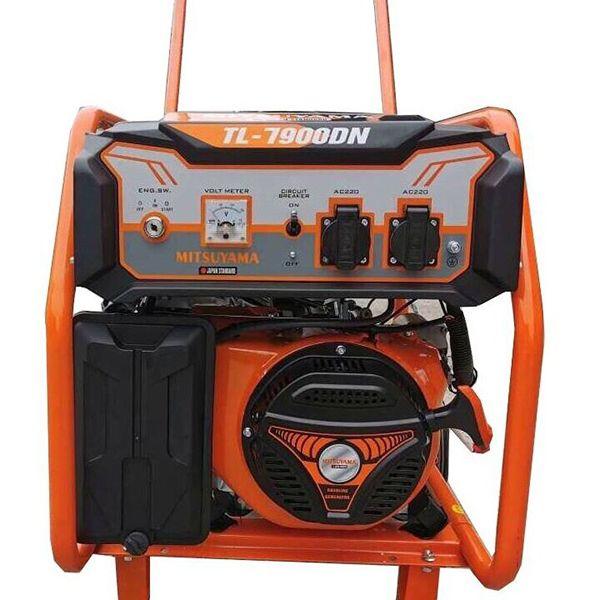 Máy phát điện chạy xăng Mitsuyama TL-7900DN