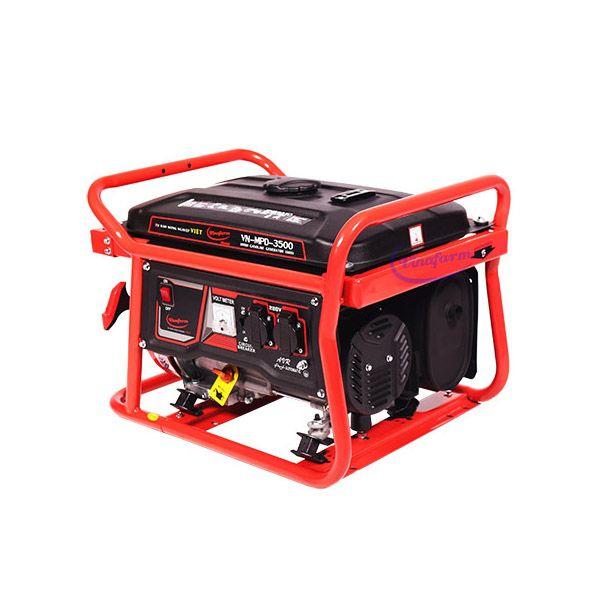 Máy phát điện chạy xăng Vinafarm VN-MPD-3500