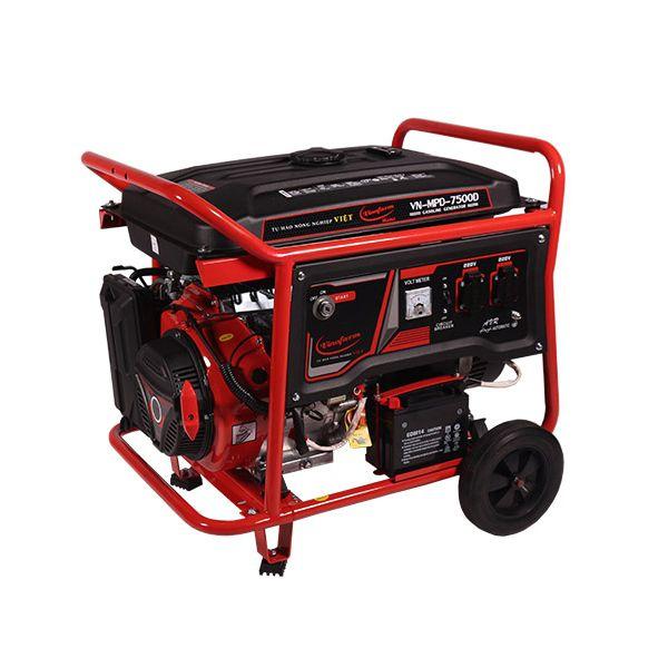 Máy phát điện chạy xăng Vinafarm VN-MPD-7500D